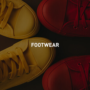 Footwear photography services