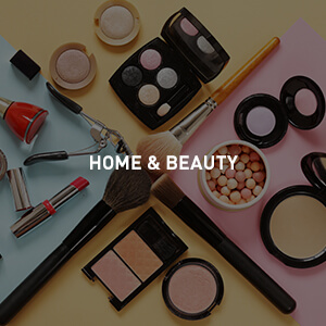 Home and beauty product photography services