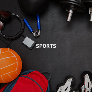 Sports equipment photography services