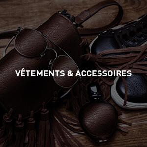 Vêtements & Accessoires photographe ecommerce